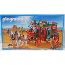 Playmobil 4399 Carreta Diligencia Viejo Oeste