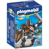 Playmobil 6694 Colossus Guerrero Medieval Super 4 Retromex