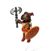 Playmobil 5598 Gladiador #4 Serie 9 Romanos Retromex
