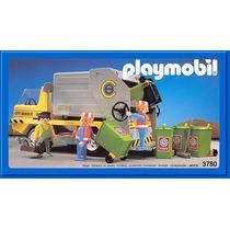 Playmobil, Camion De Basura 3780, Descontinuado