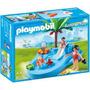 Playmobil 6673 Chapoteadero Con Resbaladilla