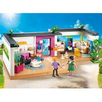 Playmobil 5586 Suite Invitados Mansión Moderna Casa Muñecas!