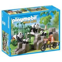 Playmobil 5414 Pandas En El Bosque De Bambú Metepec Toluca