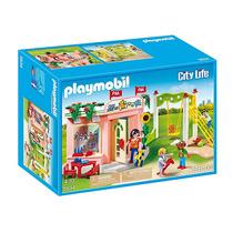 Playmobil 5634. Jardín De Niños Guardería. Playmotiendita