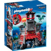 Playmobil 5480 Torre Del Dragón Rosquillo Toys