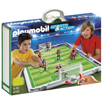 Playmobil Take Along Soccer Match Playset Modelo 4725