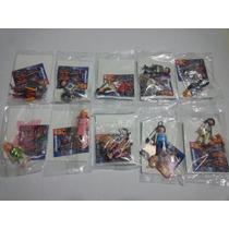 Playmobil Coleccion Especial De 10 Fig Kellogg