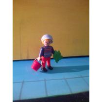 Playmobil Niño De Campo Granja Juguetisur
