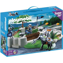 Playmobil 4014 Super Set Caballeros Medieval Retromex