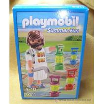 Playmobil : 6311 Juego De Mesa, Summer Fun Hotel Envio $40