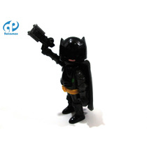 Playmobil Custom Batman Vampiro Bruno Diaz Comic Retromex