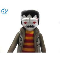 Playmobil Custom Monstruo De Frankenstein Fantasma Retromex