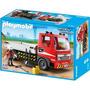 Playmobil 5283 Camion D Construccion Ciudad Cargo Retromex