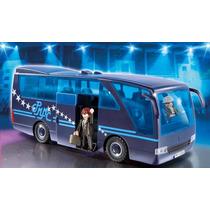 Playmobil 5603 Autobus D Pop Stars Ciudad Concierto Retromex
