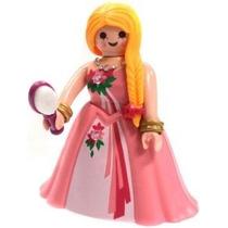 Playmobil 5285 Figura #1 Serie 4 Rapunzel Castillo Retromex
