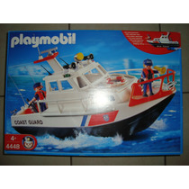 Ceyva Playmobil 4448 Policias Guardia Costera