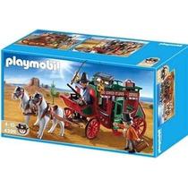 Playmobil 4399 Carreta Diligencia Del Viejo Oeste Retromex¡