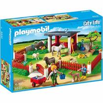 Playmobil 5531 Estacion De Cuidados Animales Granja Retromex