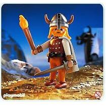 Playmobil Vikingo Special 4519 Sin Caja Completo Medieval Js