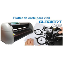 Plotter De Corte Para Vinil Gladiart M72