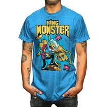 King Monster Caballero Mod: Hora De Aventura En Vandalosk8.