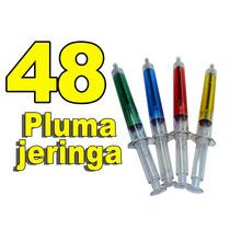 48 Puma Boligrafo Forma De Jeringa Tinta Negra