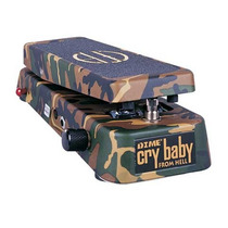 Pedal Efecto Dunlop Crybaby Dimebag Sign Mod. Db01