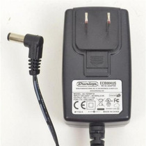 Adaptador Corriente Dunlop 18v. 1.0a Mod. Ecb004us