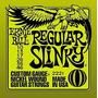 Ernie Ball Slinky 10-46 Cuerdas Guitarra Dhl Envío Gratis
