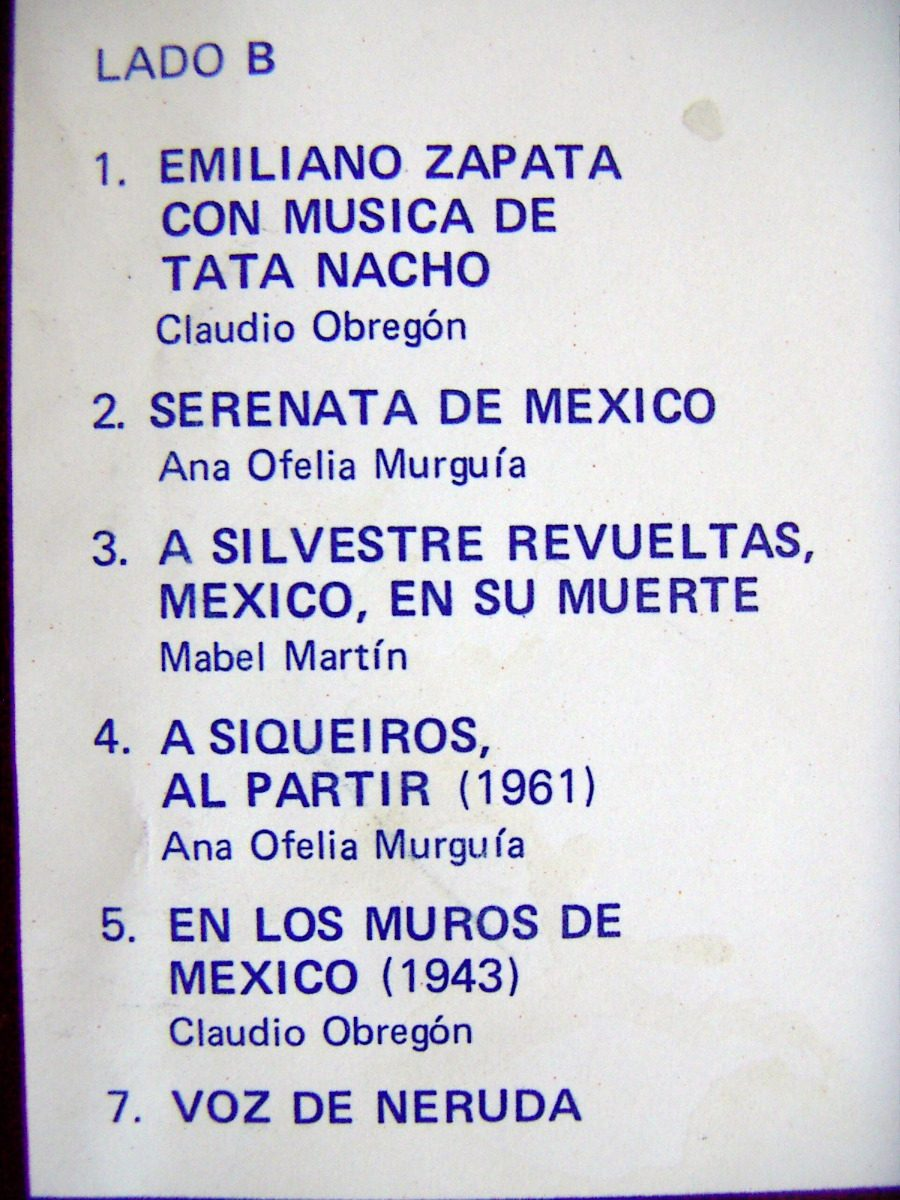 Pablo Neruda Poems En Espanol Poesa, pablo neruda, mxico: