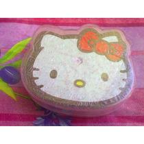 Hello Kitty Juego De Baraja En Forma De Cara De La Gatita