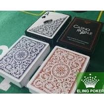 Mazo De Cartas 100% Plastico Texas Holdem Poker