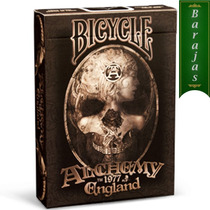 Baraja Bicycle Alchemy V2 Para Poker Magia Y Cardistry