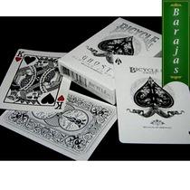 Baraja Para Poker O Magia Bicycle White Ghost
