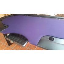 Mesa De Poker Purple Galaxy