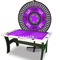 Mesa De Casino Profesiona Money Wheel - Envio Gratis