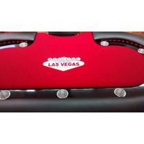 Mesa De Poker Las Vegas Led Night