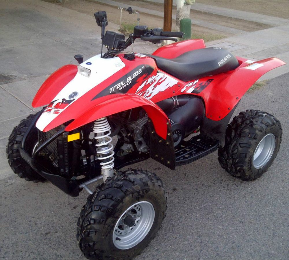 2006 polaris hawkeye 300 4x4 service manual