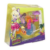 Juguetiness Polly Pocket Fiesta En Piscina