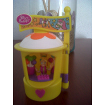 Set Polly Pocket Mini Vintage, Tienda De Globos 1996