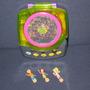 Polly Pocket 1998 Cd Player Raro Completo Variación Color!