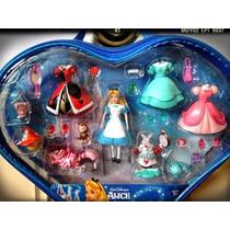 Set De Alicia Pais Marvillas Polly Pocket Unico Disney Store
