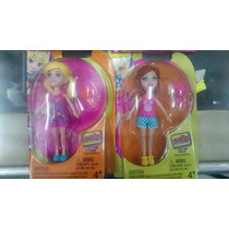 Paquete 4 Polly Pocket Meses Sin Intereses