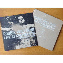 Robbie Williams Live At Knebworth ( Deluxe 5 Discos ) Vv4
