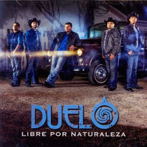 Duelo, Libre Por Naturaleza. Disco Cd