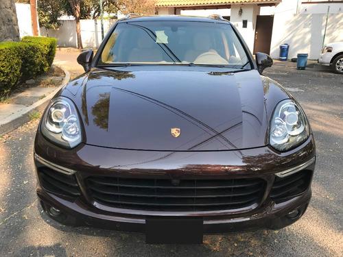 Porsche Cayenne S 2016 Demo