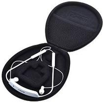 Cosmos ® Negro Color Pu Protección Cuero Llevar Caja Funda P