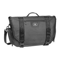 Maletin Ogio Rivet Messenger Black Maletin Laptop Bag