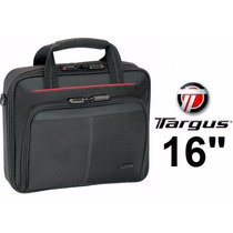 Maletin Targus Para Laptop De 15.4 15.6 Y Hasta 16 Pulgadas