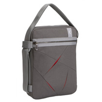 Mochila Para Netbook Logic Ula-110 10.2 Color Gris